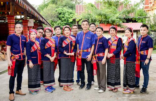 Baan Phu Thai Khok Kong